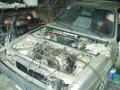 Inicio da reparação do alfa-Romeo Sprint Veloce 1.3 003.jpg