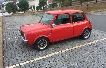 Austin Mini 1000 Clubman