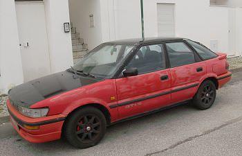 Corolla GT-I