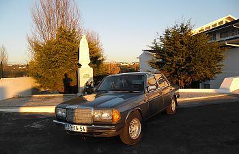 Mercedes Benz W-123  240 D