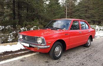 Toyota Corolla E 1200 KE20 1979