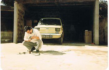 """Fiat 126 """"O Boguinhas"""""""