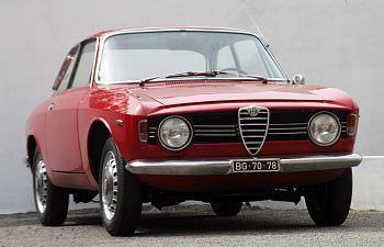 Alfa Romeo Giulia Sprint GT Veloce - 1966