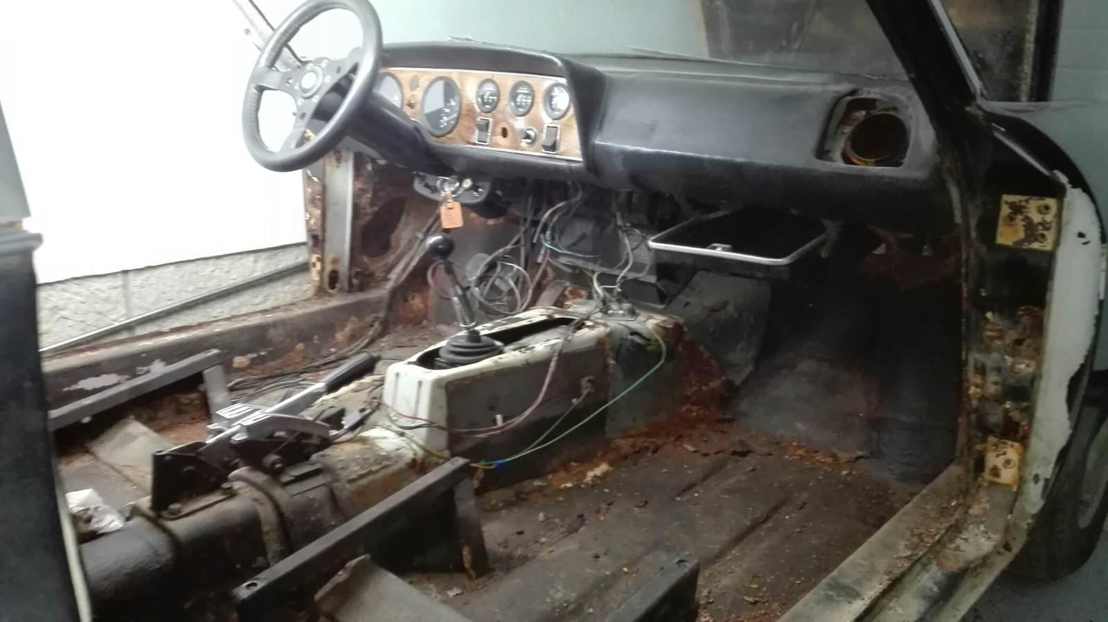 Restauro Fiat 124 Sport Coupe Ac Portal Dos Classicos