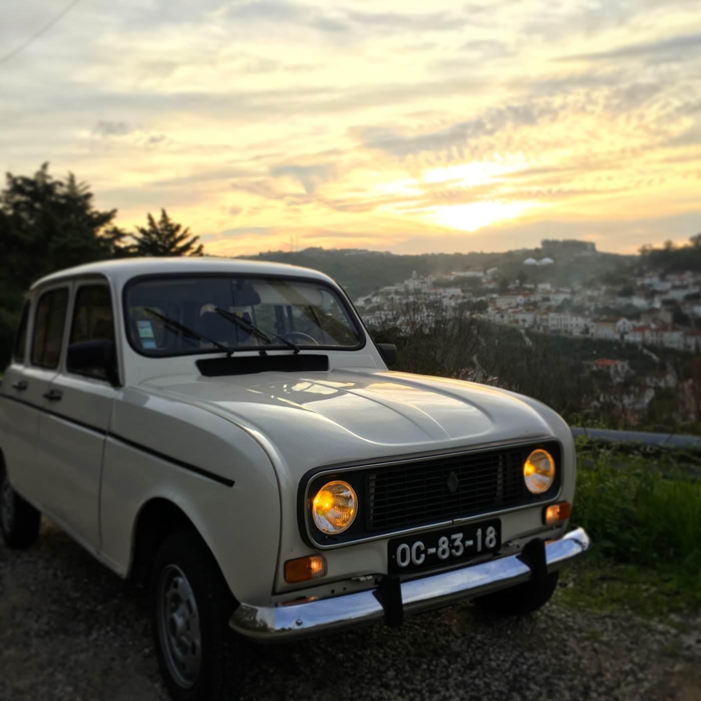 Renault - A Minha 4L (Renault 4 GTL)