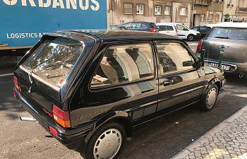 MG Metro Turbo 1988