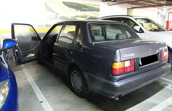 Volvo 460 Turbo