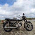 Yamaha a7 125cc